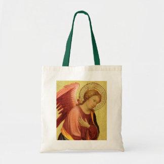 Renaissance Angel by Master of the Bambino Vispo Tote Bag