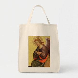 Renaissance Angel by Master of the Bambino Vispo Bags