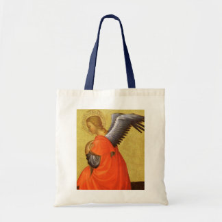 Renaissance Angel by Master of the Bambino Vispo Canvas Bag