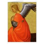 Renaissance Angel by Master of the Bambino Vispo Card