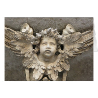Renaissance angel, Italy Card