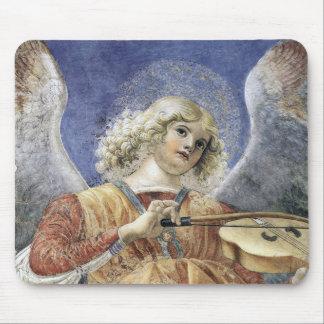 Renaissance Angel Mousepad Melozzo da Forlì
