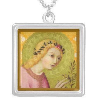 Renaissance Angel Necklace