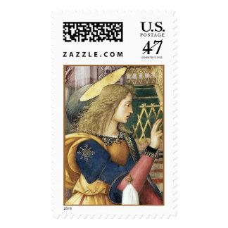 Renaissance Angel Postage Stamps Pinturicchio L