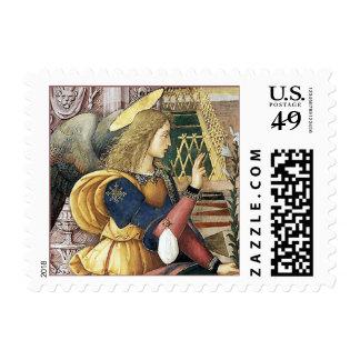 Renaissance Angel Postage Stamps Pinturicchio Sm