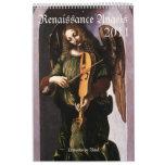 Renaissance Angels 2011 Calendar