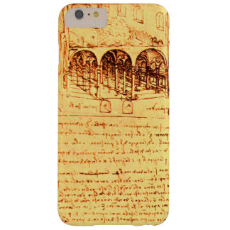 RENAISSANCE ARCHITECTURE,ARCHITECT,ENGINEER BARELY THERE iPhone 6 PLUS CASE