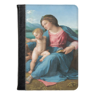 Renaissance Art Alba Madonna Kindle Case