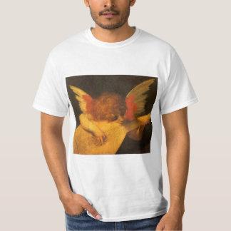 Renaissance Art Musician Angel by Rosso Fiorentino T-Shirt