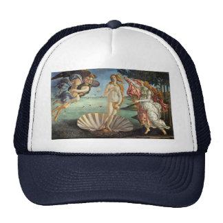 Renaissance Art, The Birth of Venus by Botticelli Trucker Hat
