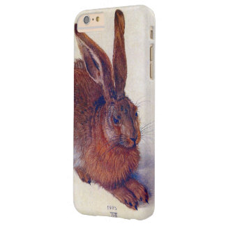 Renaissance Art, Young Hare by Albrecht Durer Barely There iPhone 6 Plus Case