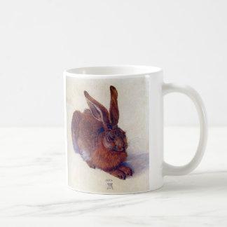 Renaissance Art, Young Hare by Albrecht Durer Coffee Mug