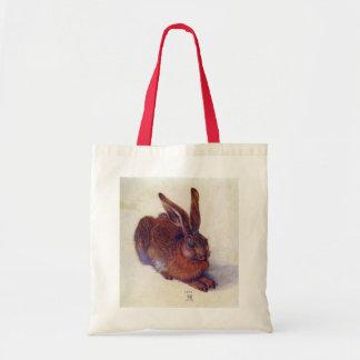 Renaissance Art, Young Hare by Albrecht Durer Tote Bag