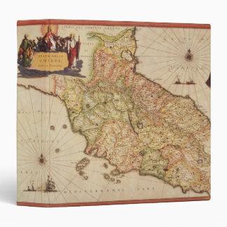 Renaissance Cartography 3 Ring Binder