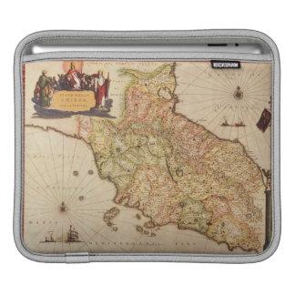Renaissance Cartography iPad Sleeves