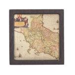 Renaissance Cartography Premium Keepsake Box