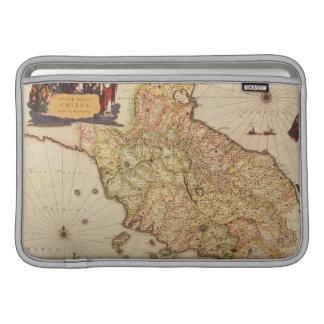 Renaissance Cartography Sleeve For MacBook Air