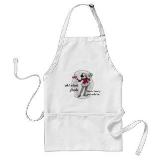 Renaissance chef adult apron