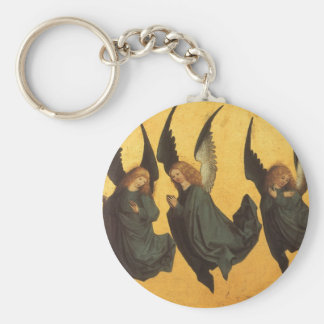 Renaissance Christmas Angels, Master of Housebook Keychains