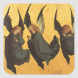 Renaissance Christmas Angels, Master of Housebook Stickers