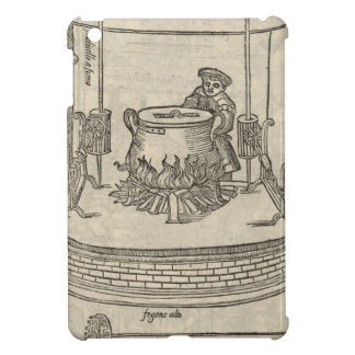 Renaissance cook case for the iPad mini