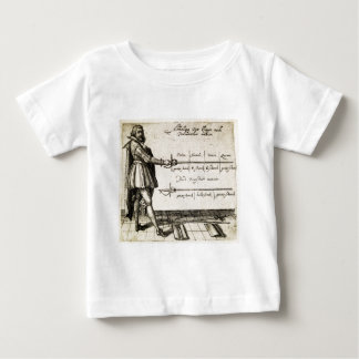 Renaissance Fencing Baby T-Shirt