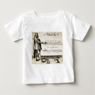 Renaissance Fencing Baby T-Shirt
