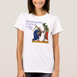 Renaissance Festival Links V T-Shirt
