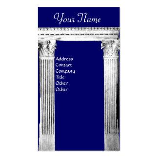 RENAISSANCE GATE blue Business Card