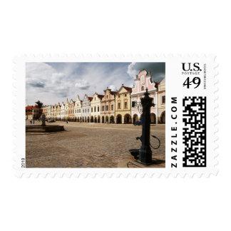 Renaissance Houses Postage