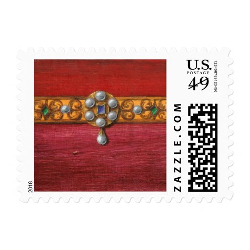 Renaissance Jewel Postage