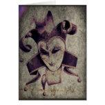 Renaissance Joker on Stone Cards