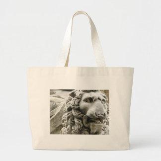 Renaissance Lion Tote Bag