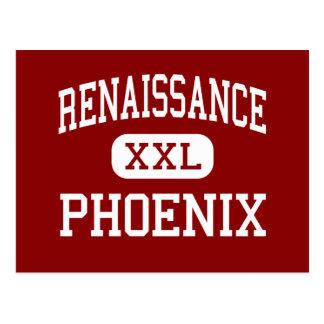 Renaissance - Phoenix - High - Detroit Michigan Postcard