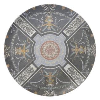 Renaissance plate