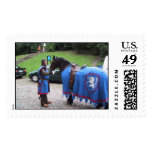 Renaissance Postage Stamp