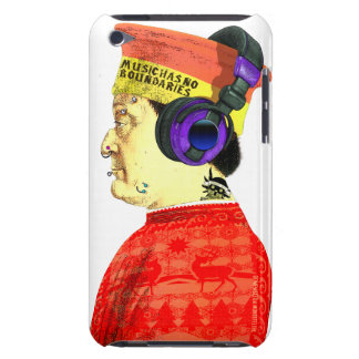 Renaissance prince is coll iPod touch cover