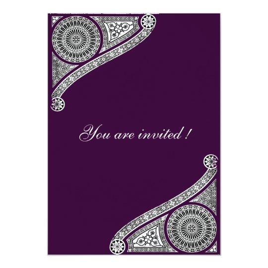 RENAISSANCE ,purple Card