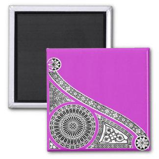 RENAISSANCE purple Magnet