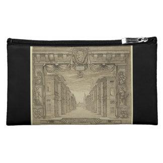 Renaissance Stage Design Cosmetic Bag