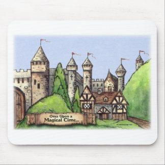 Renaissance Village Mouse Pad