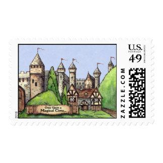 Renaissance Village Postage