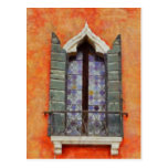 Renaissance Window Post Cards