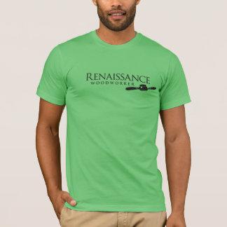 Renaissance Woodworker tshirt