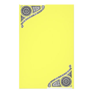 RENAISSANCE ,yellow Stationery