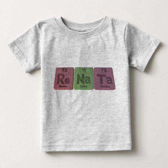 Renata  as Rhenium Sodium Tantalum Baby T-Shirt
