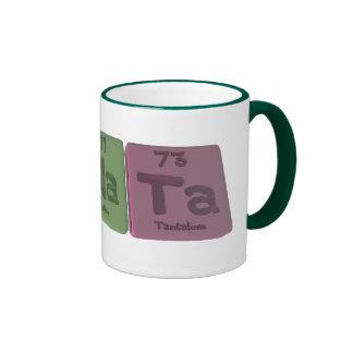 Renata  as Rhenium Sodium Tantalum Ringer Mug