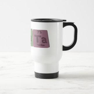 Renata  as Rhenium Sodium Tantalum Travel Mug