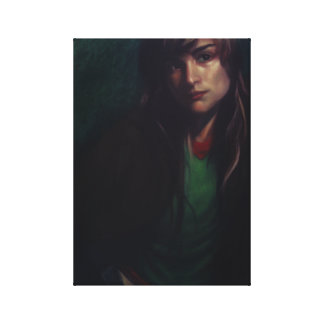 Renata G Forever Canvas Print