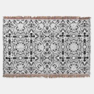 Renata Kaleidoscope Throw Blanket